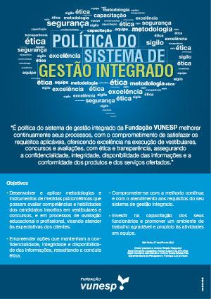 Cartaz Politica da Qualidade